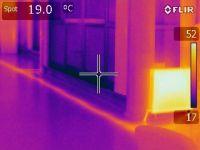 Bagajlara termal kamera konuldu
